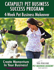 CATAPULT! 4-Week Pet Business Success Program