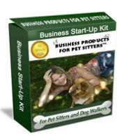 Business Start-Up Kit For Pet Sitters and Dog Walkers™