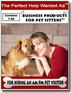 The PERFECT Help Wanted Ad: A.M./P.M. Pet Visitor