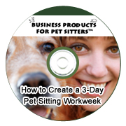 How to Create a 3-Day Pet Sitting Workweek Recording