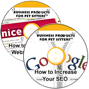 Website Webinar Combination Package: How to (Dramatically) Increase your Search Engine Optimization and How to Make Your Website STICKY Webinar Recordings